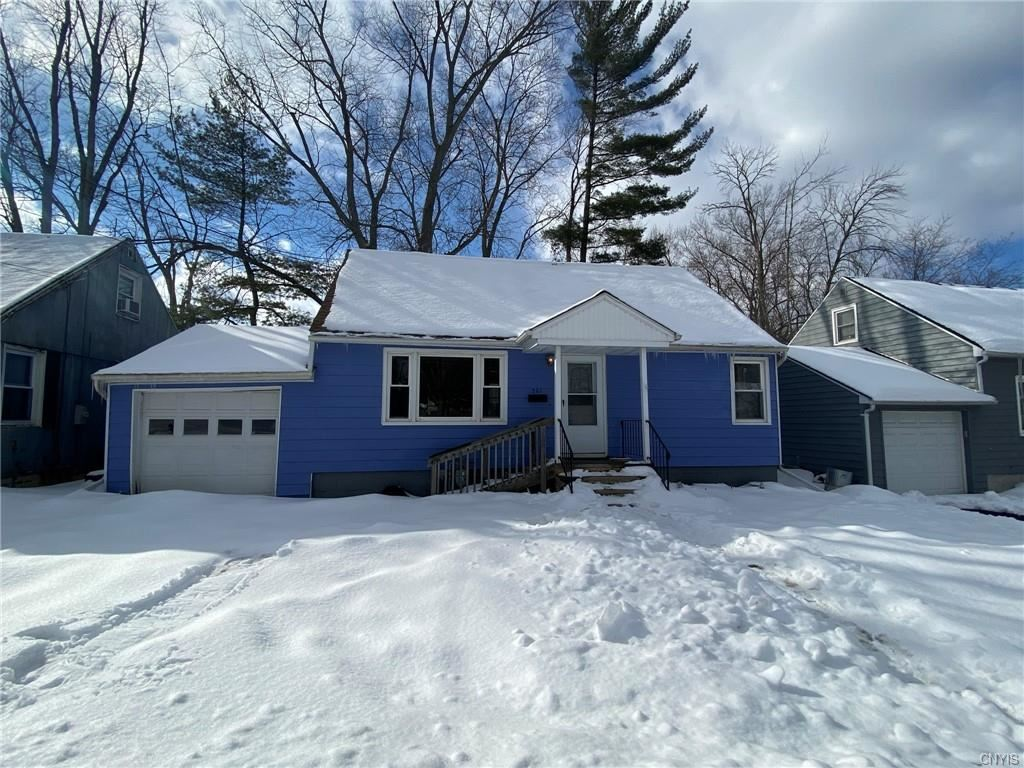 361 Mc Alpine Street, Syracuse, NY 13211 - MLS#: S1319703