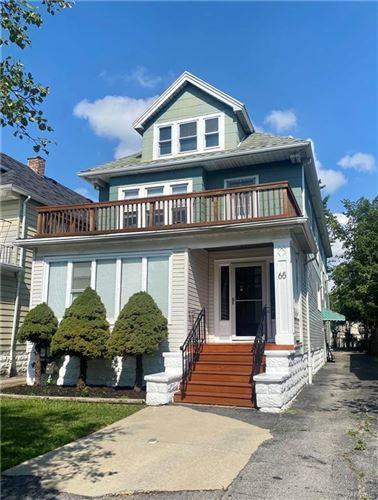 Photo of 65 Tioga Street, Buffalo, NY 14216 (MLS # B1366704)