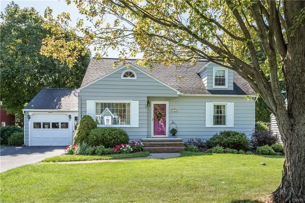 1003 West High Terrace, Geddes, NY 13219 - #: S1225705