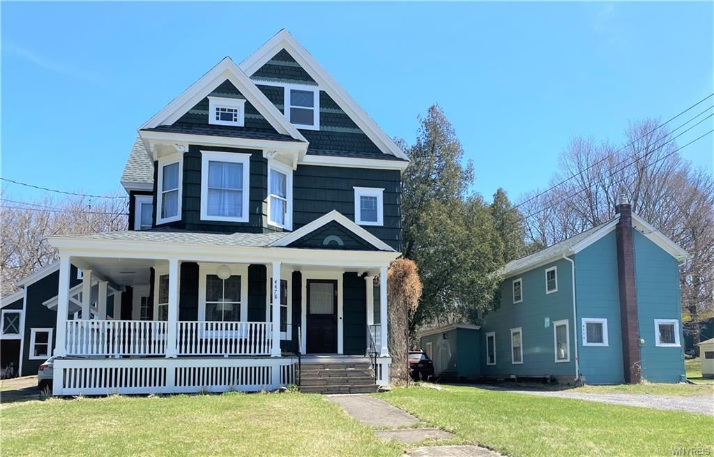 4478 South Street, Jamesville, NY 13078 - MLS#: B1324706