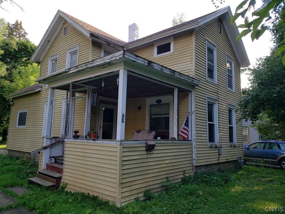 62 James Street, Homer, NY 13077 - MLS#: S1350707