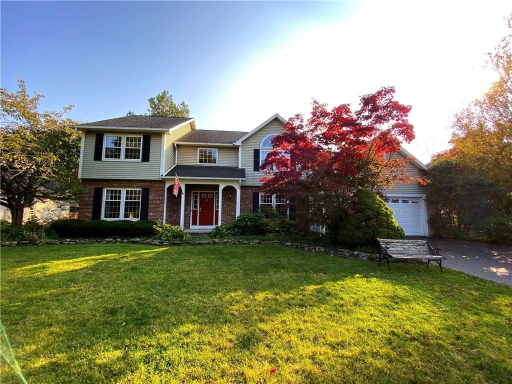 21 Glen Valley Drive, Penfield, NY 14526 - #: R1306710