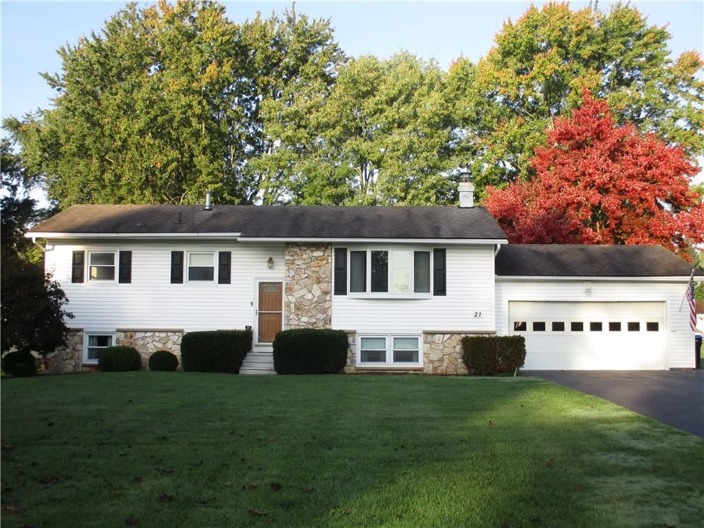 21 Evergreen Drive, Rochester, NY 14624 - MLS#: R1372710