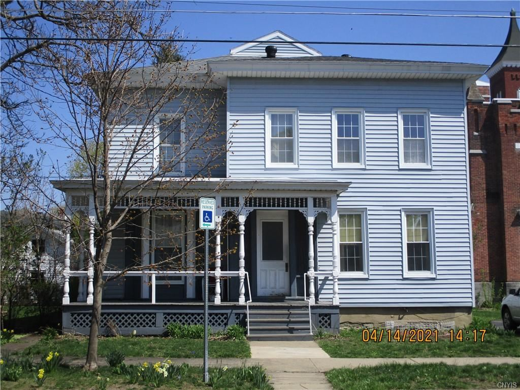 165 W 4th Street, Oswego, NY 13126 - MLS#: S1329712