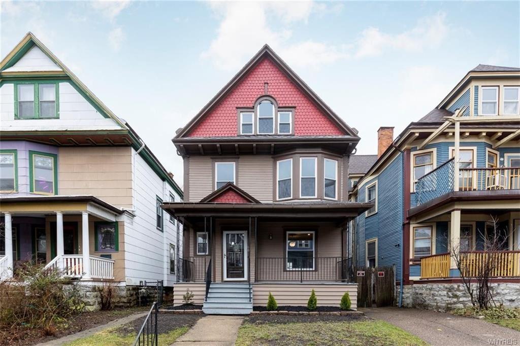68 Livingston Street, Buffalo, NY 14213 - #: B1325719
