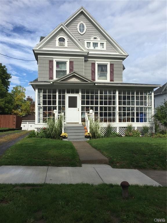 236 Coleridge Avenue, Syracuse, NY 13204 - #: S1362721