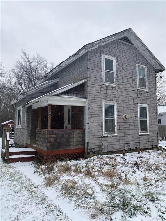 48 Albro Avenue, Springville, NY 14141 - #: B1314722