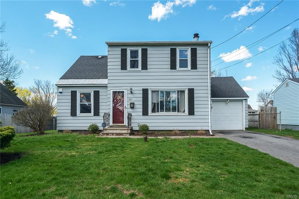 303 Marilyn Avenue, North Syracuse, NY 13212 - MLS#: S1329726