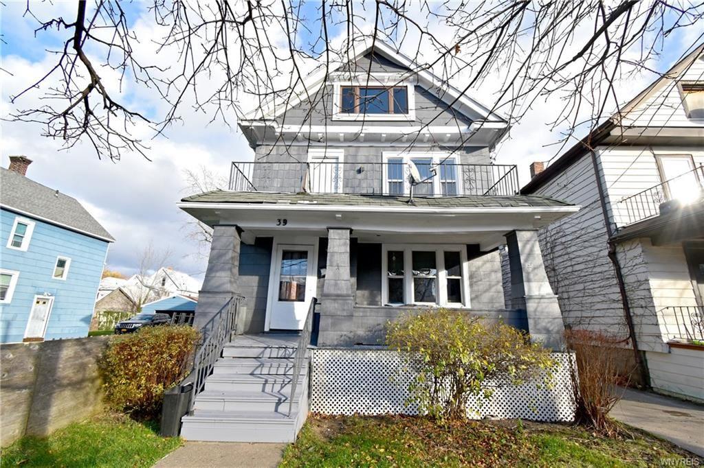 39 Parkridge Avenue, Buffalo, NY 14215 - #: B1321728