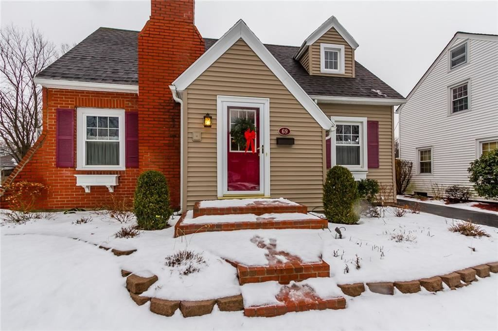 69 Thatcher Road, Rochester, NY 14617 - #: R1247729