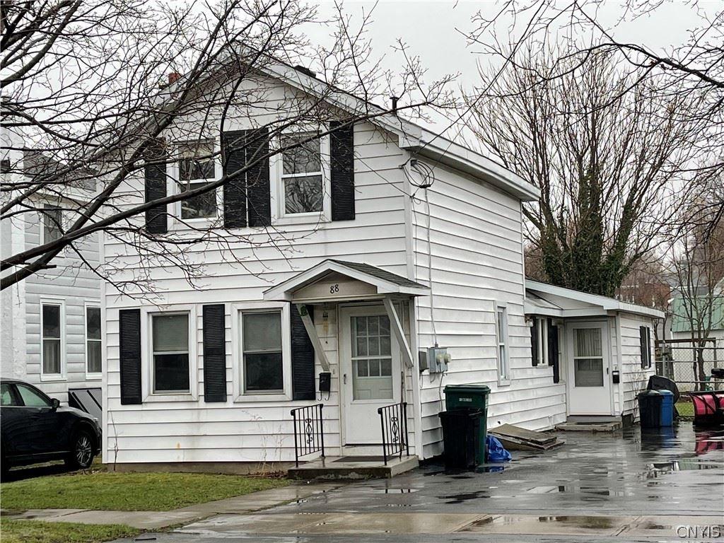 88 E Cayuga Street, Oswego, NY 13126 - MLS#: S1324729