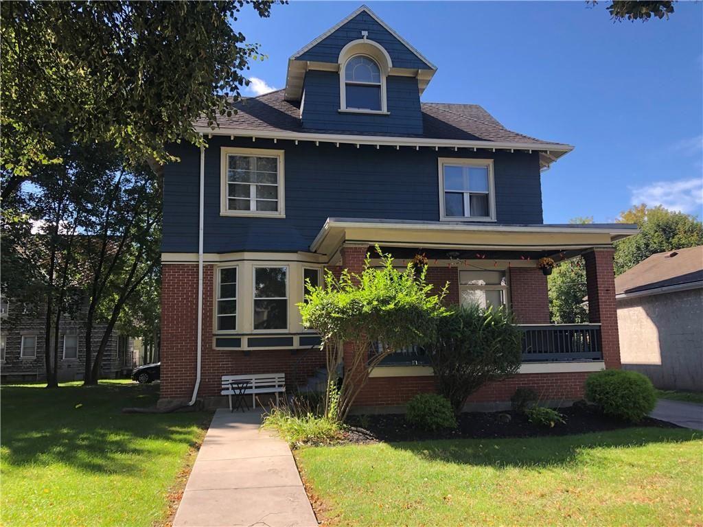 205 Milburn St Street, Rochester, NY 14607 - MLS#: R1374734
