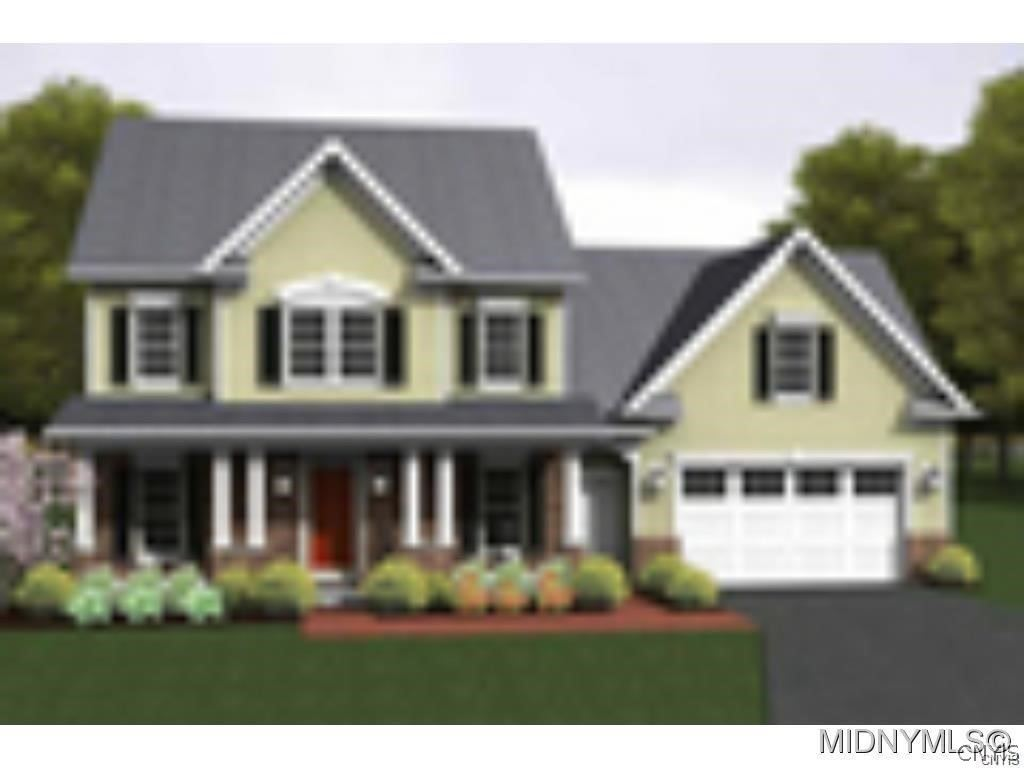 208 Glendale Ave. Lot 8, New Hartford, NY 13501 - MLS#: S1311734