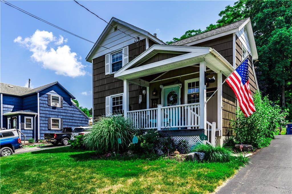 4394 Limerick Street, Marcellus, NY 13108 - #: S1277740