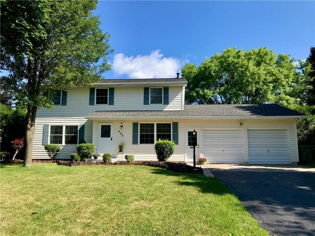 396 Kartes Drive, Rochester, NY 14616 - #: R1282749