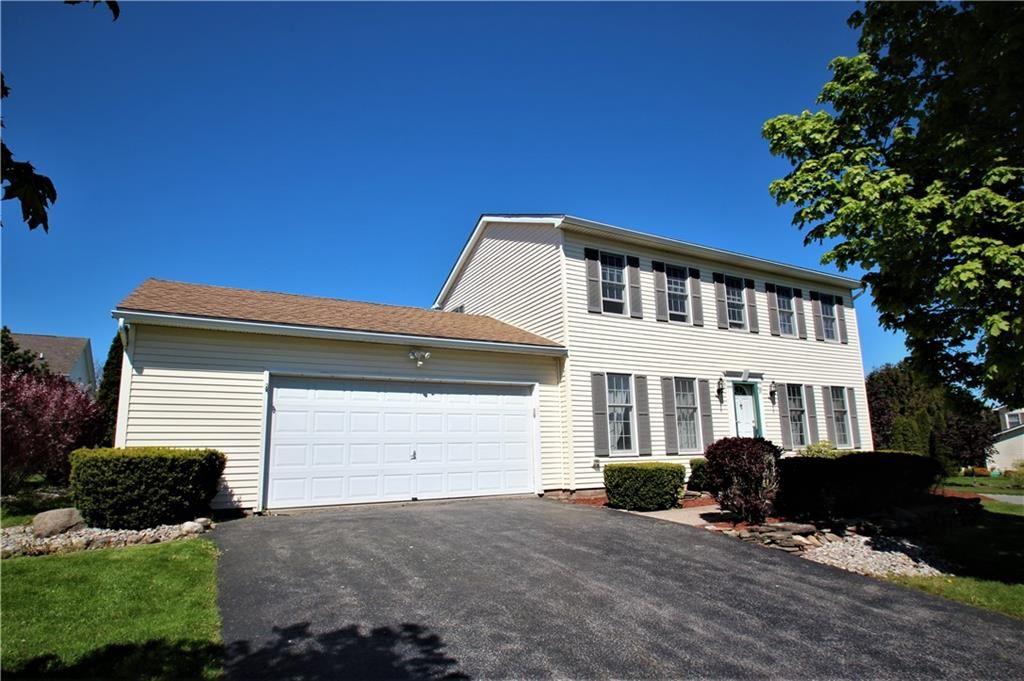 23 Berry Grove Lane, Brockport, NY 14420 - #: R1336753