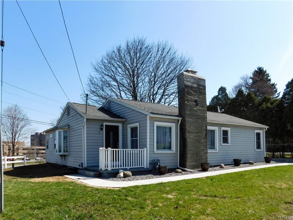 1 Medford Place, New Hartford, NY 13413 - MLS#: S1327754