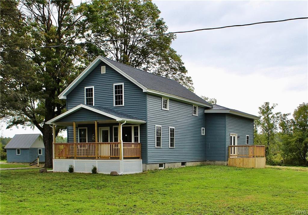 1523 Smith Ridge Road, Chittenango, NY 13037 - MLS#: S1367759