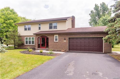 Photo of 8177 Clarence Center Road, East Amherst, NY 14051 (MLS # B1283760)