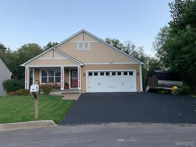 30 Village View Drive, Tully, NY 13159 - MLS#: B1353761