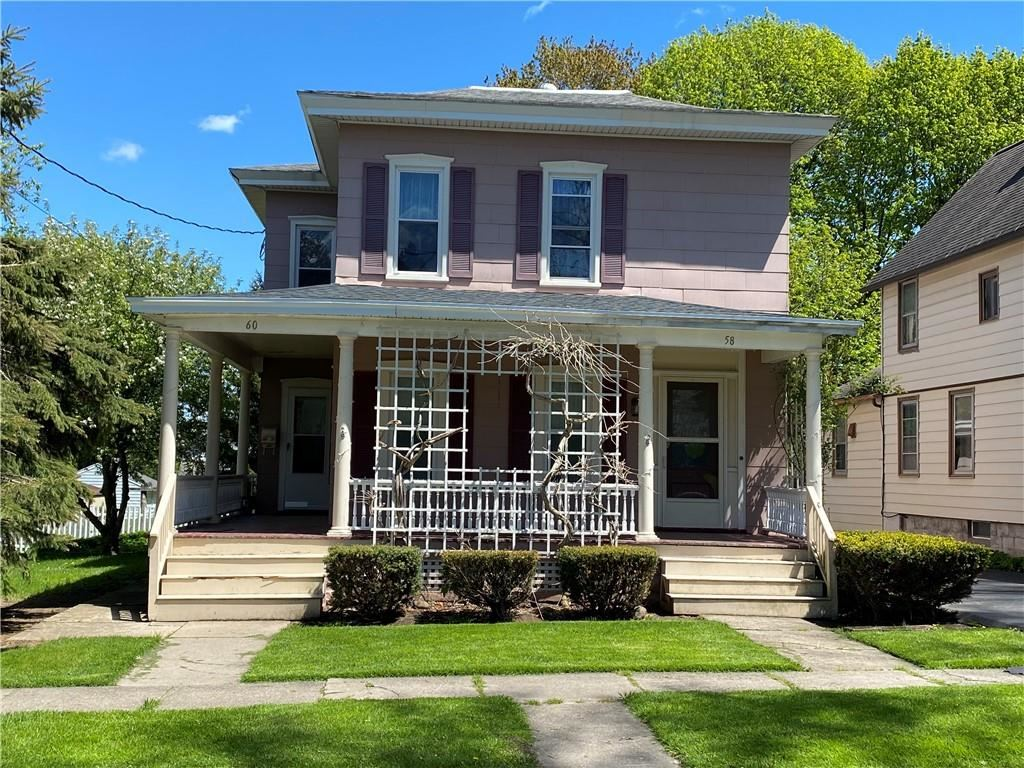 58-60 Cayuga Street, Auburn, NY 13021 - MLS#: R1336763