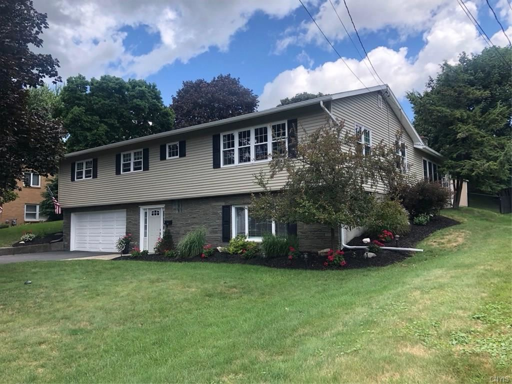 122 Copleigh Drive, Geddes, NY 13209 - #: S1216763