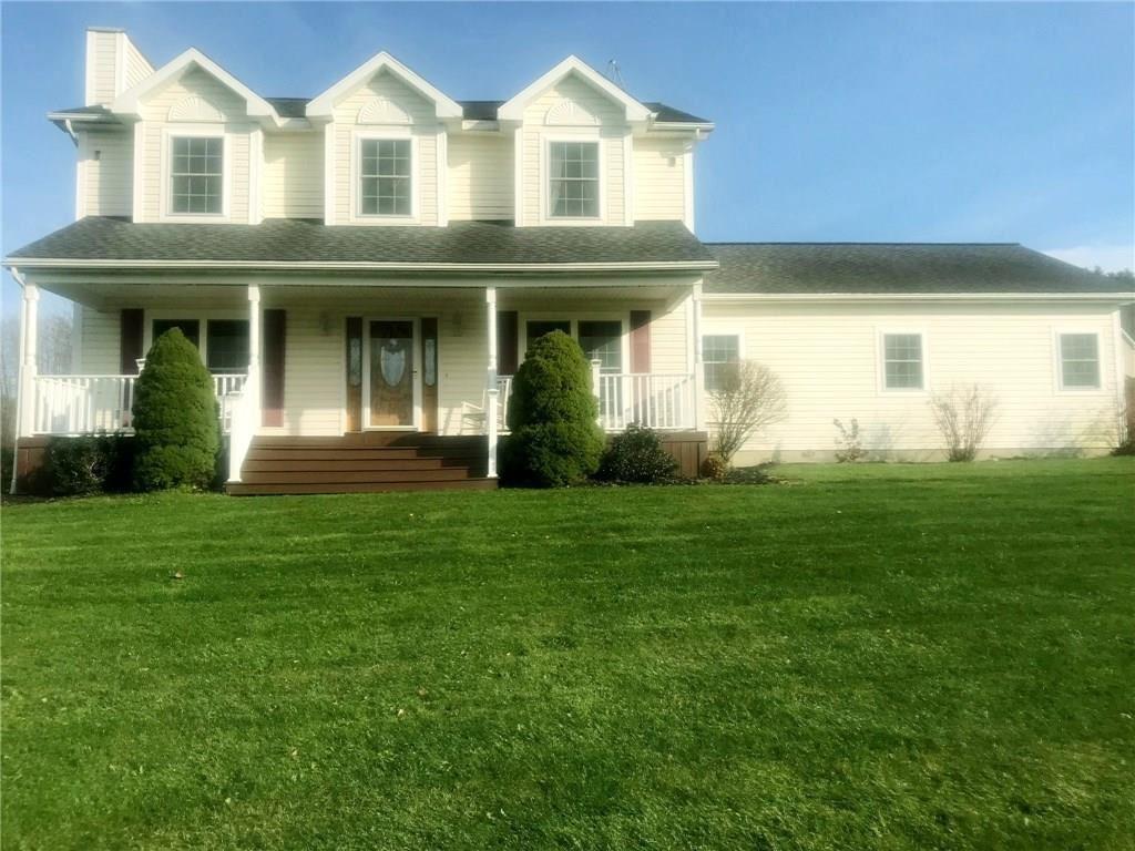 762 Prosser Hill Road, Jamestown, NY 14701 - #: R1236764
