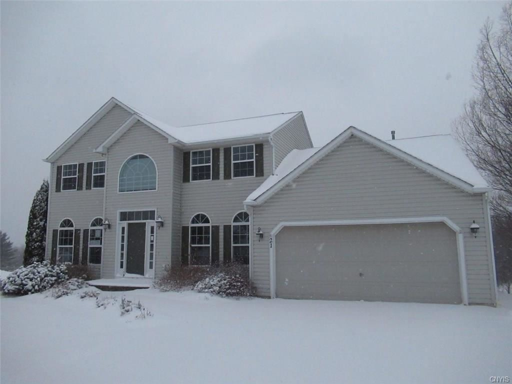21 Ronway Drive, Baldwinsville, NY 13027 - #: S1242767