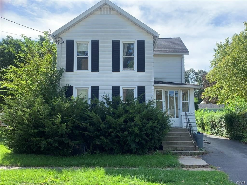 23 Sherwood Street, Auburn, NY 13021 - MLS#: S1365769