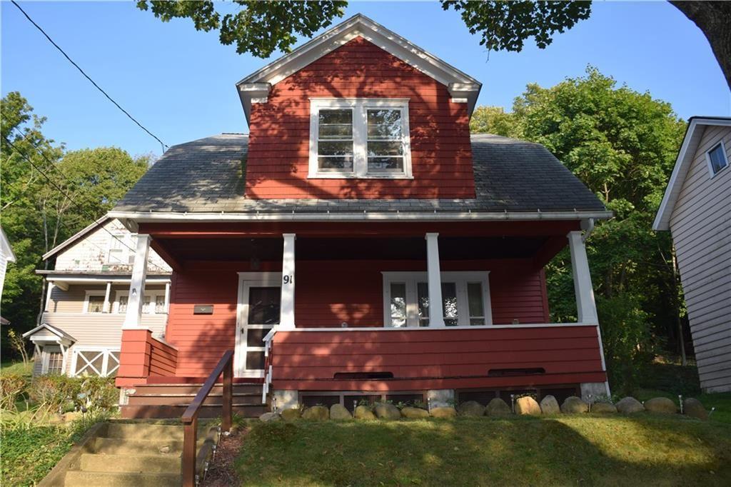 91 Ellicott Street, Jamestown, NY 14701 - #: R1248771