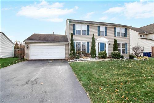 Photo of 54 Echowood Drive, East Amherst, NY 14051 (MLS # B1271772)