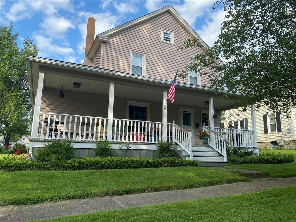59 Elam Avenue, Jamestown, NY 14701 - #: R1271775