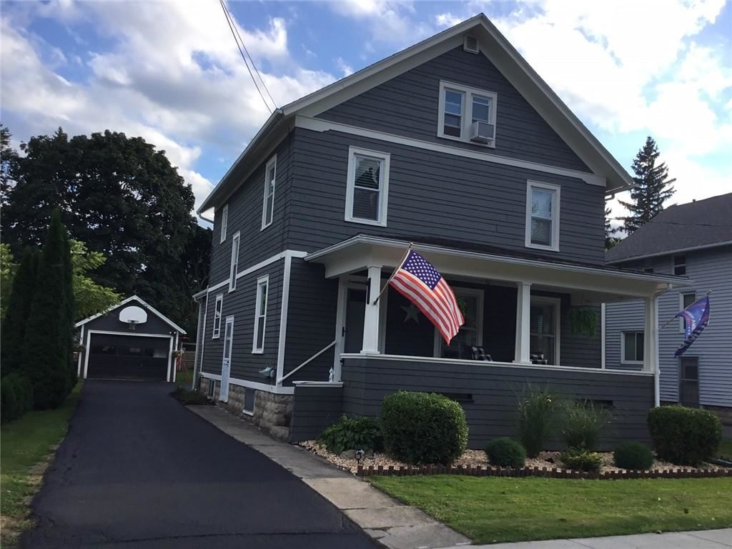 28 Lincoln Avenue, Le Roy, NY 14482 - #: R1290776
