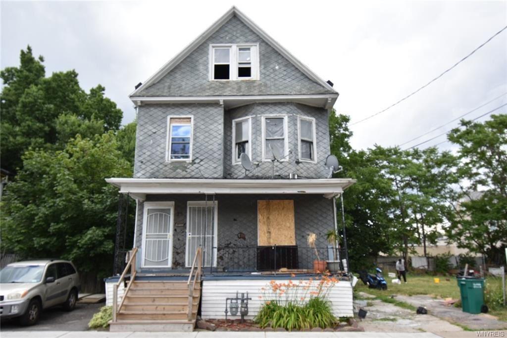 25 Spiess Street #1, Buffalo, NY 14211 - #: B1278782