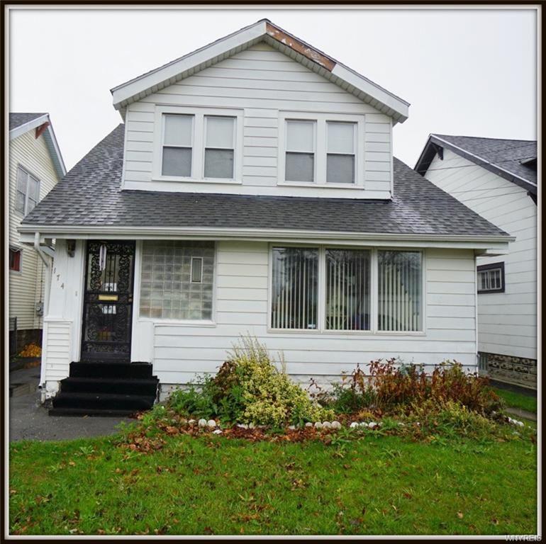 174 Parkridge Avenue, Buffalo, NY 14215 - #: B1309787