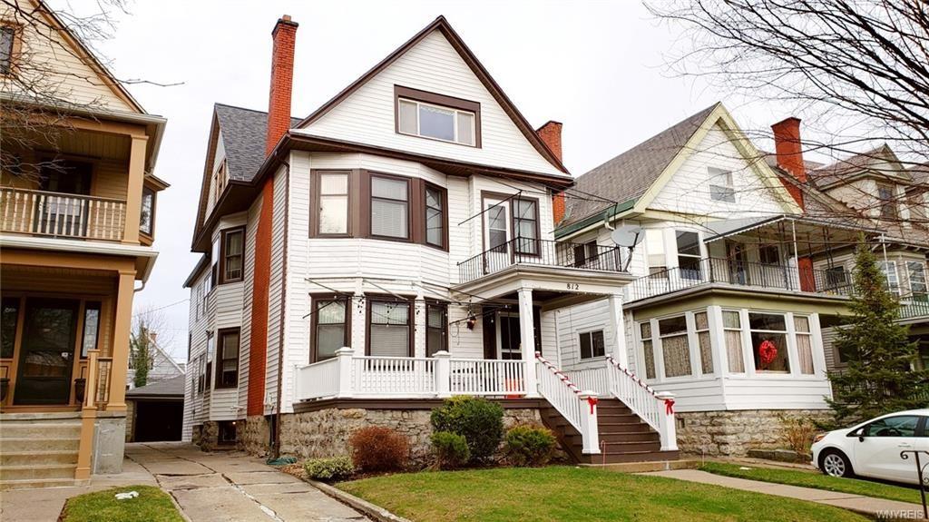 812 Potomac Avenue #Upper, Buffalo, NY 14209 - #: B1312787