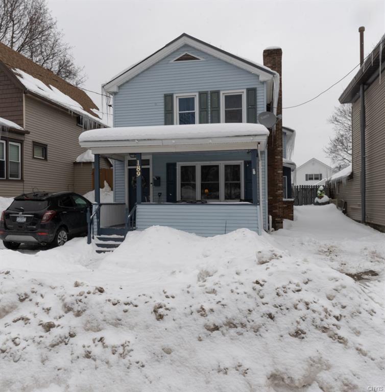 189 W 7th Street, Oswego, NY 13126 - MLS#: S1319792