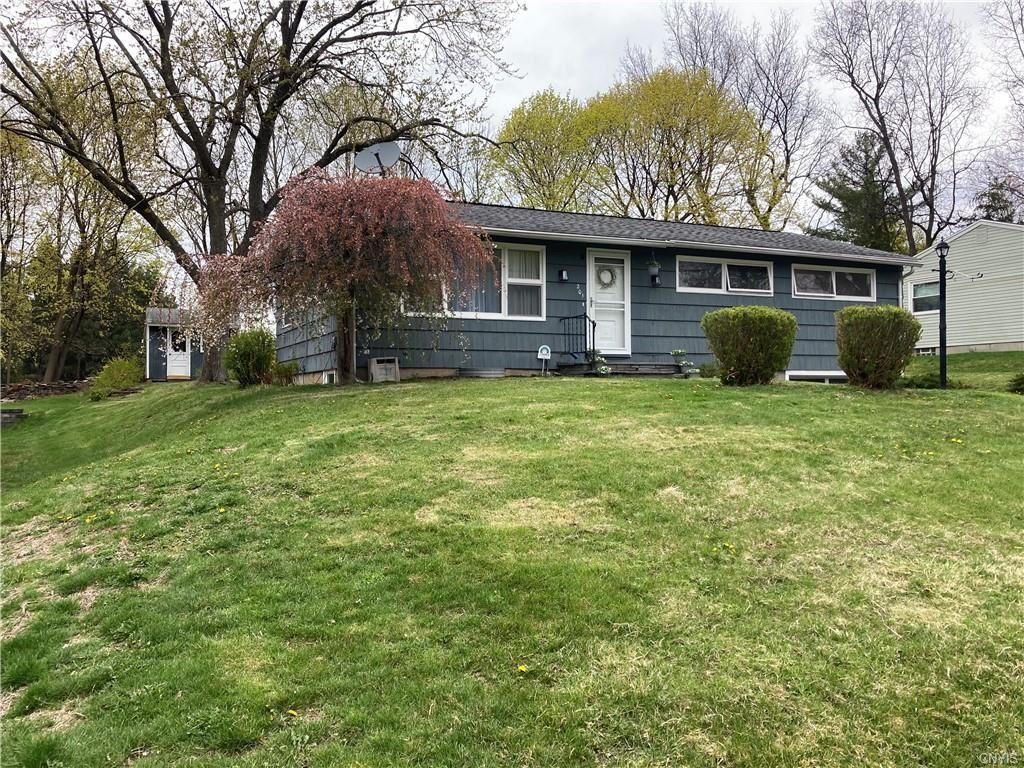 201 Brentwood Drive, Syracuse, NY 13219 - MLS#: S1330792