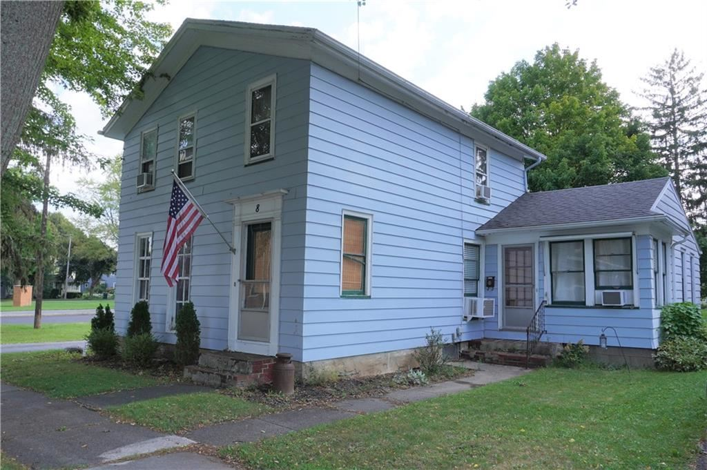 8 Church Street, Honeoye Falls, NY 14472 - MLS#: R1363801
