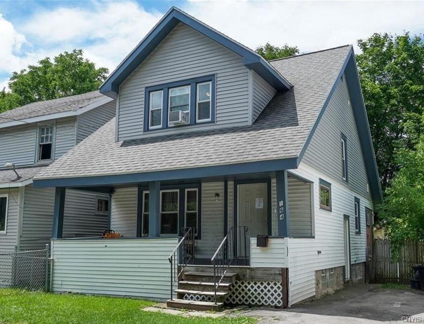 164 Berger Avenue, Syracuse, NY 13205 - #: S1283801