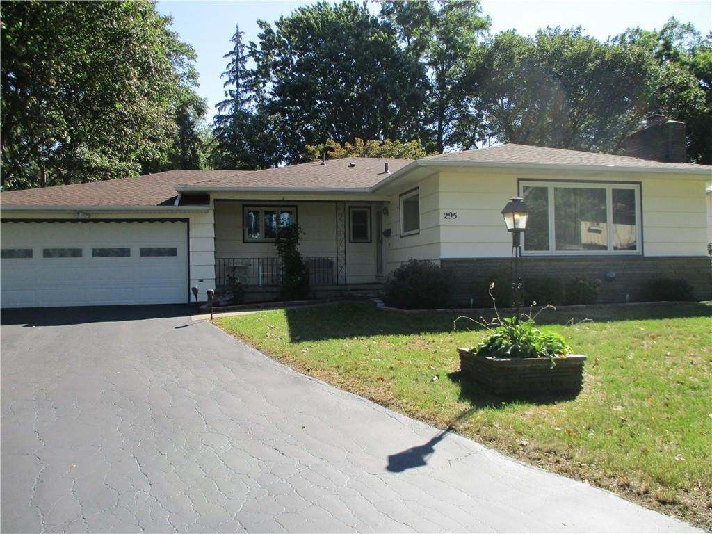 295 Governor Terrace, Rochester, NY 14609 - MLS#: R1364805