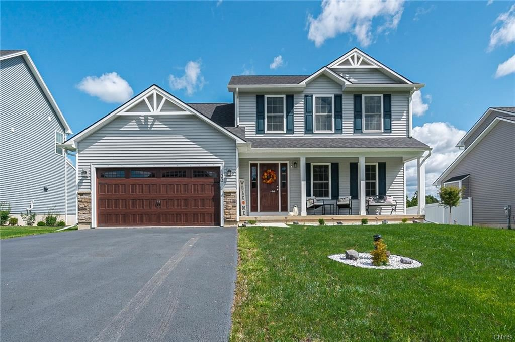 100 Afternoon Drive, Baldwinsville, NY 13027 - MLS#: S1365805