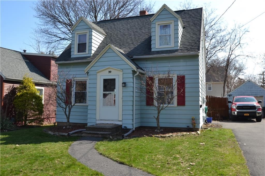 34 Seacliffe Road, Rochester, NY 14622 - MLS#: R1328806