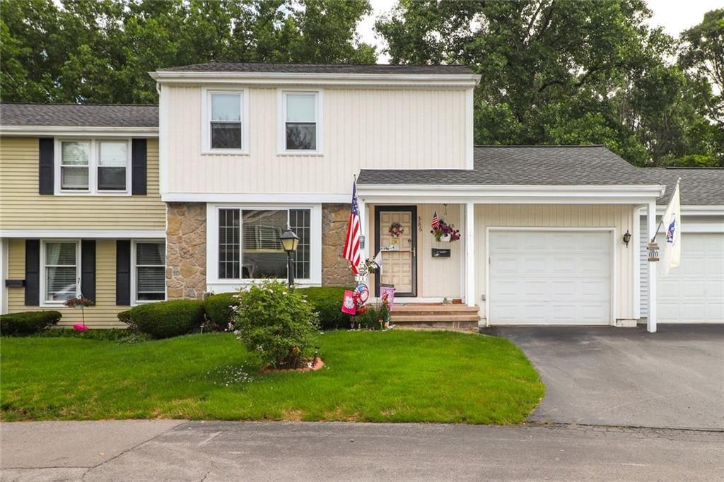 386 Upper Valley Road, Rochester, NY 14624 - MLS#: R1369813
