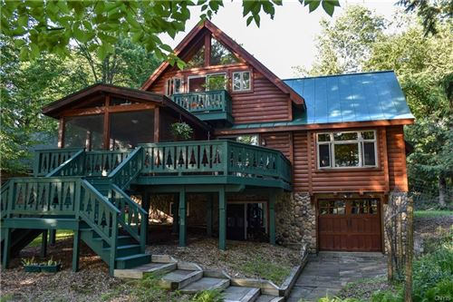 Photo of 576 S Shore Road, Old Forge, NY 13420 (MLS # S1350815)