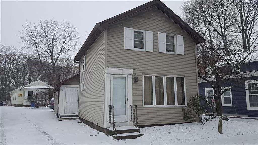 184 S Goodman Street, Rochester, NY 14607 - MLS#: R1365820