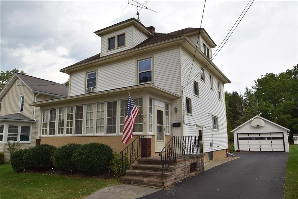 12 Platt Avenue, Le Roy, NY 14482 - MLS#: R1366820
