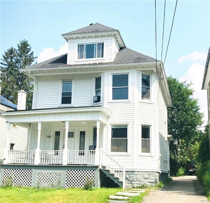 1661 Howard Avenue #1, Utica, NY 13501 - MLS#: S1347820