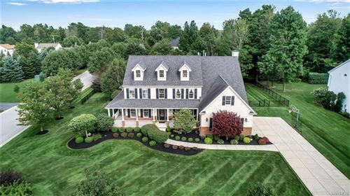 Photo of 5959 Donegal Manor, Clarence Center, NY 14032 (MLS # B1241821)