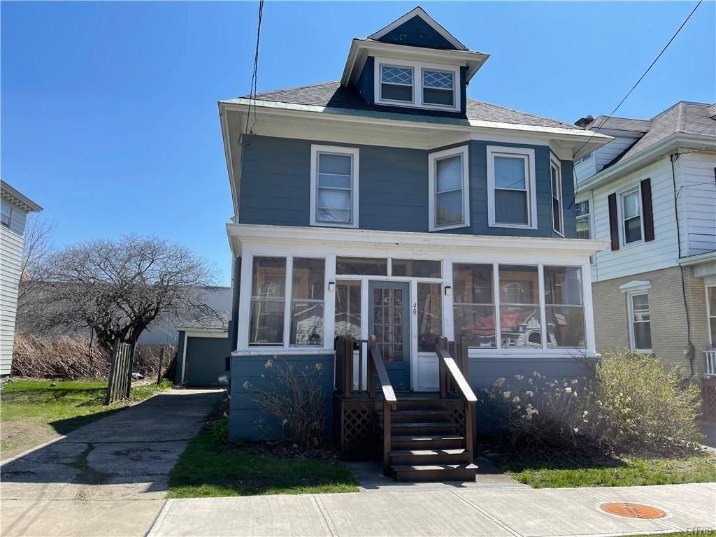 40 W Mohawk Street, Oswego, NY 13126 - MLS#: S1333822